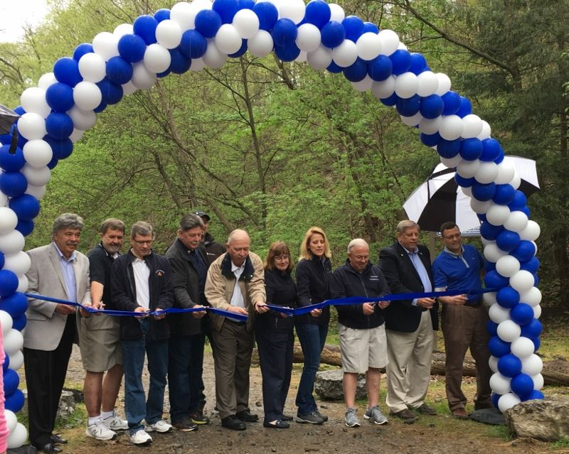 Fall Run Ribbon Cutting