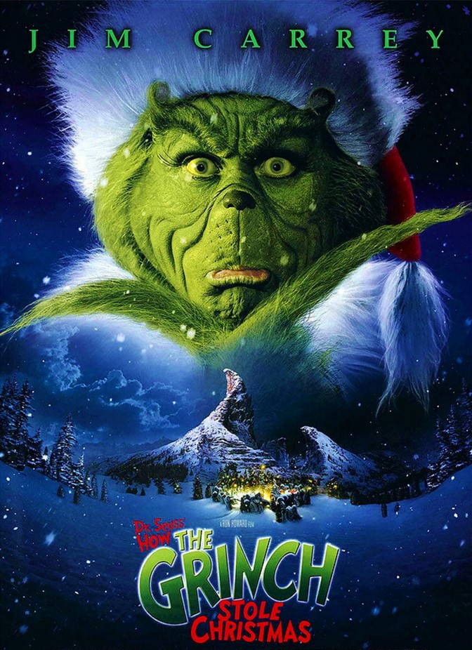 How the Grinch Stole Christmas Clip Art