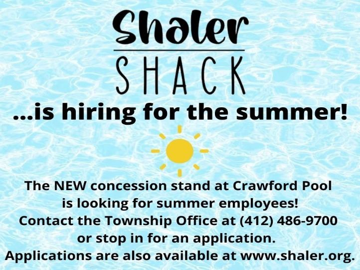 Concession Stand Hiring